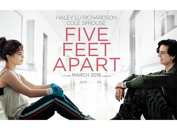 "Review: ""Five Feet Apart"""