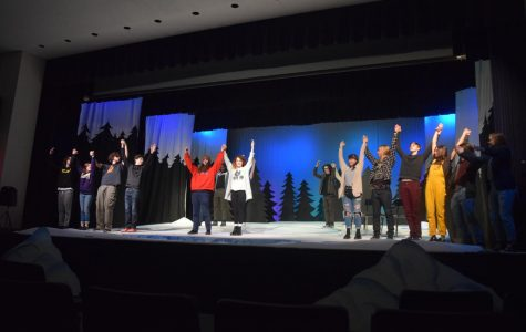 "Decatur Theatre presents ""Almost Maine"""