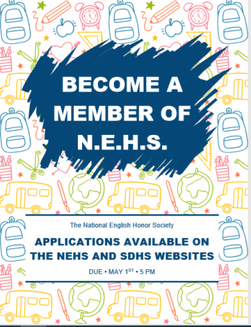 National English Honor Society extends application date