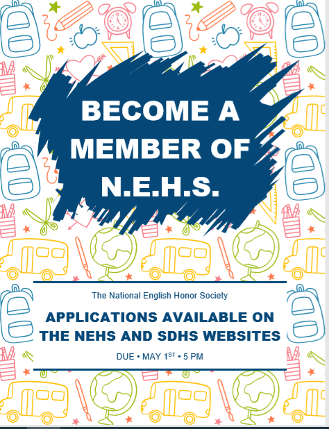National+English+Honor+Society+extends+application+date
