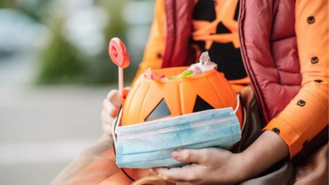 Trick or treating will not be the same this year due to Covid-19 risks.
