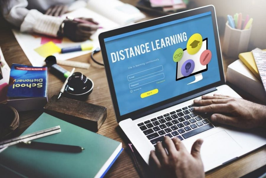 The effects of distance learning on students