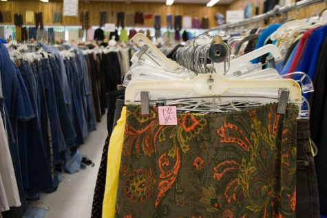 Thrifting is becoming a huge trend as people see this as a potential problem