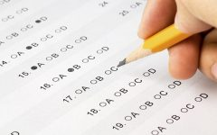 Students results on advance placement exams vary from previous years