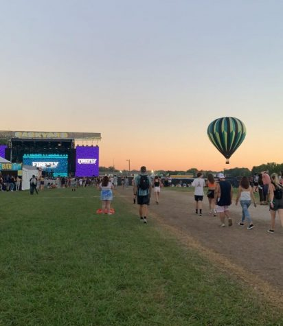 A view from the Firefly Festival in Dover, Del., on Friday Sept. 24